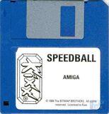 Speedball diskette Amiga Kixx