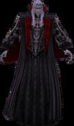 Castlevania Curse of Darkness Dracula sprite 1