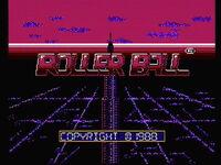 Rollerball NES TÍTULO