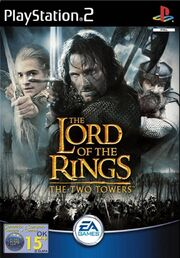 The Lord of the Rings - The Two Towers - Portada.jpg
