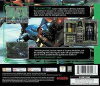 Speedbal 2100 contraportada NTSC-U