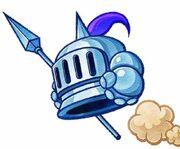 Kirby Mass Attack arte - Gnight