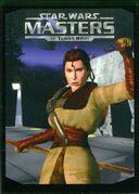 Star Wars - Masters of Teras Kasi Leia Organa