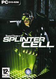 Tom Clancy's Splinter Cell - Portada.jpg