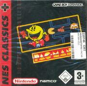 Pac-Man portada GBA