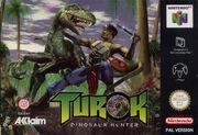 Turok - Dinosaur Hunter - Portada.jpg