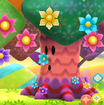 Kirby Triple Deluxe - Fronda Florida DX