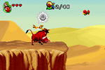 The Lion King GBA captura21