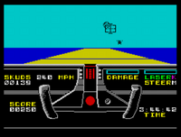 Knight Rider ZX Spectrum cap2