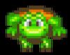 Frogger Adventures 2 Frogger Sprite