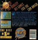 The New Zealand Story contraportada Amiga THS