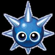 Kirby Mass Attack arte - Gordo
