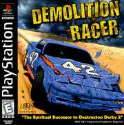 Demolition Racer PlayStation Cover.jpg