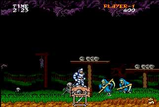 Archivo:Ghouls 'n Ghosts (PCE).jpg