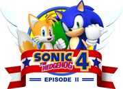 Sonic the Hedgehog 4 portada