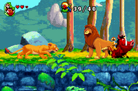 The Lion King GBA captura18