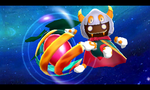 Kirby Triple Deluxe - Taraña 1