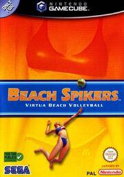 Beach Spikers - Portada.jpg