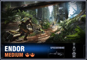 Star Wars - Battle Pod Endor