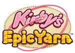 Kirby's Epic Yarn logo