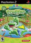 Konami Kids Playground Frogger Hop Skip & Jumpin' Fun portada