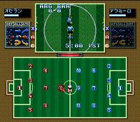 Tactical Soccer SNES