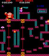 Donkey Kong - Fase 2