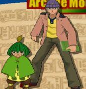 Sugino & Haru Mamodo Fury