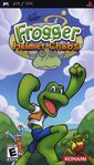 Frogger Helmet Chaos portada PSP
