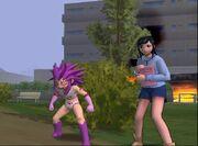 Zatch Bell Mamodo Fury Kolulu & Lori