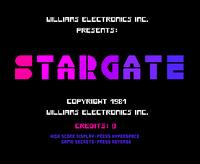 Stargate Arcade 1