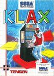 Klax Master System portada