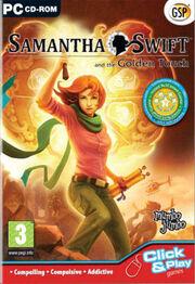 Samantha Swift and The Golden Touch - Portada.jpg