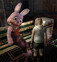 Silent Hill 3 Robbie the Rabbit