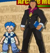 Reycom & Hosokawa Mamodo Fury