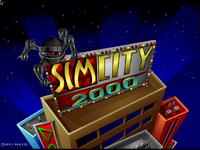 SimCity 2000 - FM Towns - título