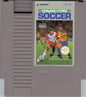 Konami Hyper Soccer - cartucho