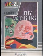 Jelly Monsters portada VIC-20