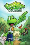 Frogger Decades titulo