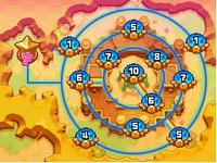 Kirby Mass Attack - Mapa 03