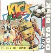 Kick Off 2 - Return To Europe - Portada.jpg