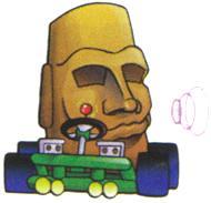 Krazy Racers - Moai