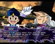 Mamodo Battles SCREEN Kido & Dr. Riddles