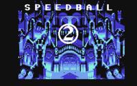 Speedball 2 título Commodore64