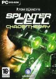 Tom Clancy's Splinter Cell - Chaos Theory - Portada.jpg