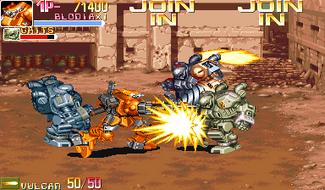 Armored Warriors screenshot.png