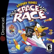 Looney Tunes Space Race - portada.jpg