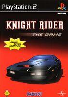 Knight Rider - The Game portada Ale