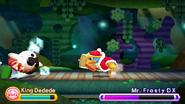 Kirby Triple Deluxe - Aventura de Dedede