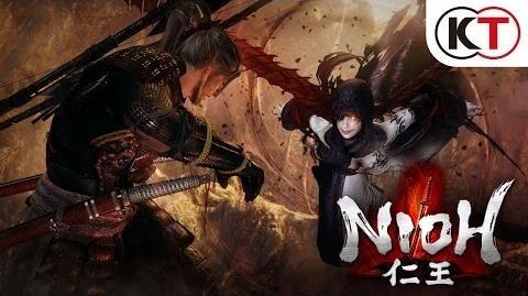 NIOH - GAMESCOM GAMEPLAY TRAILER (BETA DEMO)